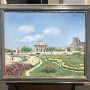 Gemälde Lucien Adrion